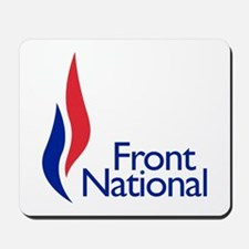 Front national Mousepad