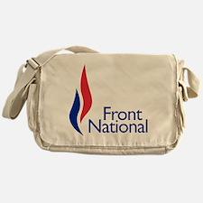 Front National Messenger Bag