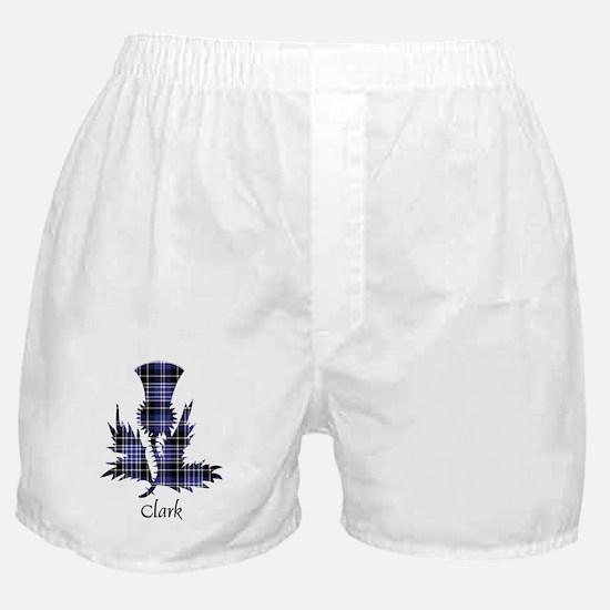 Thistle - Clark Boxer Shorts