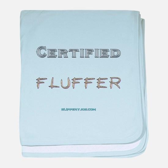 Fluffer-1 baby blanket