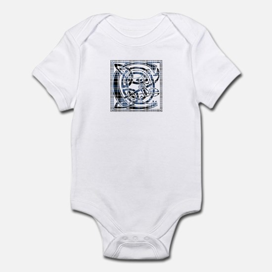 Monogram - Clark Infant Bodysuit