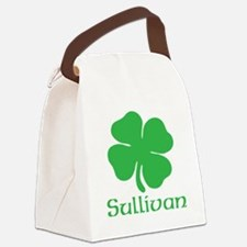 Sullivan (Shamrock) Canvas Lunch Bag