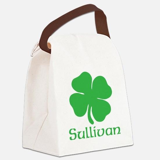 Sullivan (Shamrock) Canvas Lunch Bag