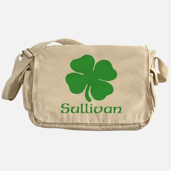 Sullivan (Shamrock) Messenger Bag