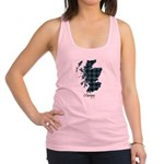 Map - Clergy Racerback Tank Top