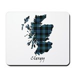 Map - Clergy Mousepad