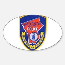 Westchester County Police Decal