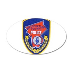 Westchester County Police Wall Decal