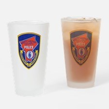 Westchester County Police Drinking Glass