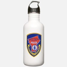 Westchester County Pol Water Bottle