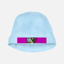 Sugar Skull Girl baby hat