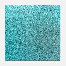 Glittery Tile Coaster