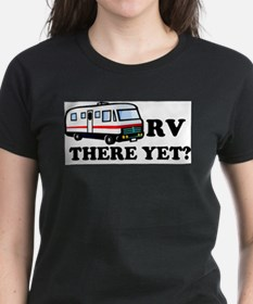 RV There Yet? Ash Grey T-Shirt