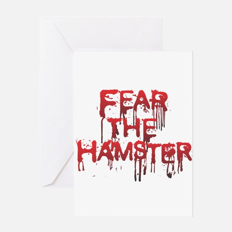 Fear Greeting Cards