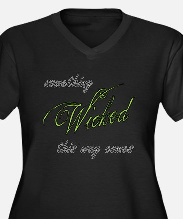 something_wicked Plus Size T-Shirt