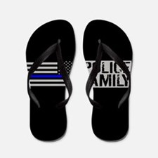 Police: Police Family (Black Flag, Blue Flip Flops