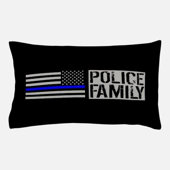 Police: Police Family (Black Flag, Blu Pillow Case