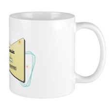 Instant Marriage Counselor Small Mugs