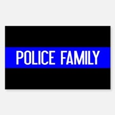 Police: Police Family (T Decal