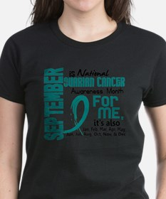 Ovarian Cancer Awareness Month T-Shirt