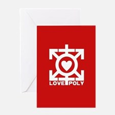 lovepoly44 Greeting Cards