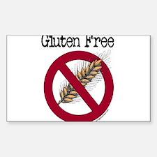 Gluten free Decal