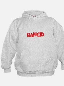 Rancid Logo Hoodie