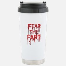Fear Travel Mug