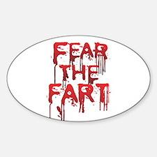 Fear Decal