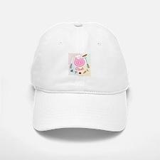 Pinky Chef Pig Baseball Baseball Cap