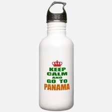 Keep calm and go to Pa Water Bottle