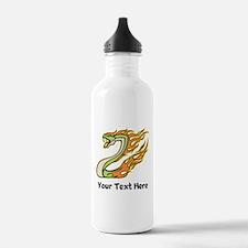 Fire Snake Water Bottle