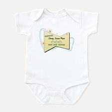 Instant Library Science Major Infant Bodysuit