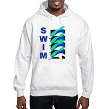 Swim Dolphins Hoodie