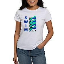 Swim Dolphins Tee