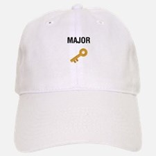Major Key Baseball Baseball Cap
