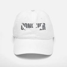 Conquer Baseball Baseball Cap