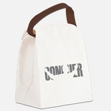 Conquer Canvas Lunch Bag