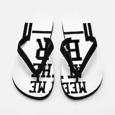 Meet Me At The Bar Flip Flops