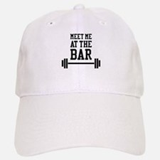 Meet Me At The Bar Baseball Baseball Cap