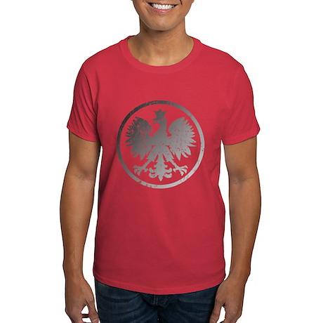 Polish Eagle /circle Dark T-Shirt