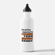 I Learned Merengue dan Water Bottle