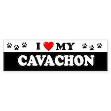 CAVACHON Bumper Bumper Sticker