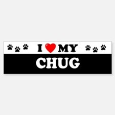 CHUG Bumper Bumper Bumper Sticker