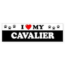 CAVALIER Bumper Bumper Sticker