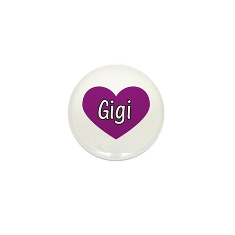 Gigi Mini Button (10 pack)