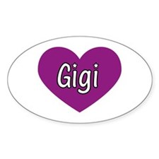Gigi Decal