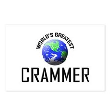 World's Greatest CRAMMER Postcards (Package of 8)