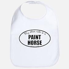 American Paint Horse Bib