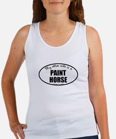 American Paint Horse Tank Top